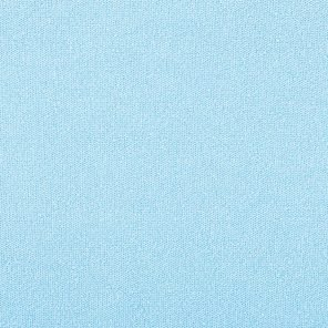 Light Blue Jersey Knitted Fabric