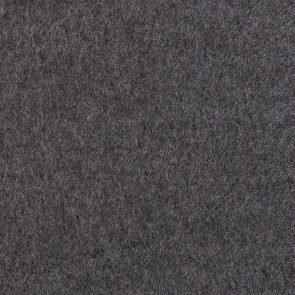 Antracit Woven Felt Look Knitted Fabric