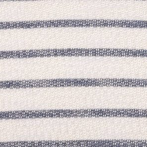 White-Black Striped Knitted Fancy Fabric