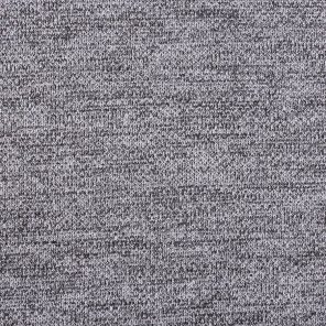 Grey Melnage Fancy Knitted Fabric