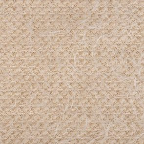 Ecru Hairy Knitted Fabric