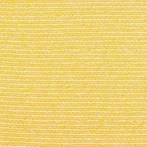 Yellow  Fine Striped  Knitted Fabric