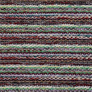 Multicolour Knitted Fabric