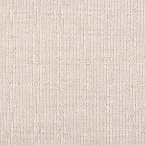 Beige Withlurex  Knittedd Fabric