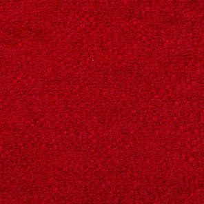 Red Bouckle Knitted Fabric