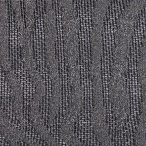 Grey Zebra Jaquard Knitted Fabric