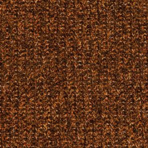 Brown-Multicolour Fancy Twisted Knitted Fabric
