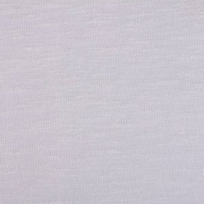 White Knitted Jersey Fabric