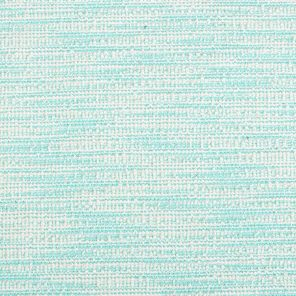 Turquoise -White Fancy Fabric