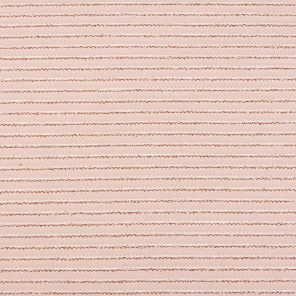 Salmon Fancy Fabric With Copper Lurex