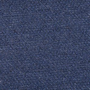 Navy Fancy Knitted  Fabric With Lurex