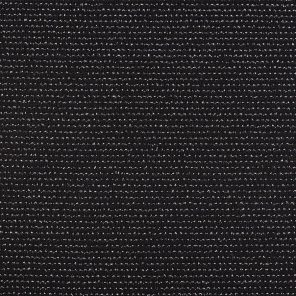 Black With Lurex Knitted Fancy Fabric