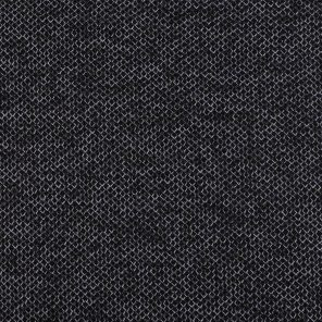 Antrasit Honeycomb Knitted Fabric