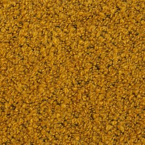 Bouclee Fabric İn Colour  Mustard